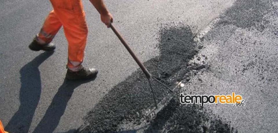 Cassino / Terminati i lavori di rifacimento del manto stradale in via San Michele