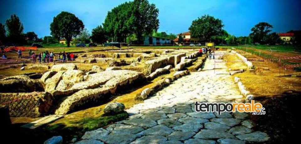Aquinum, Open Day all'area archeologica con visite guidate animate