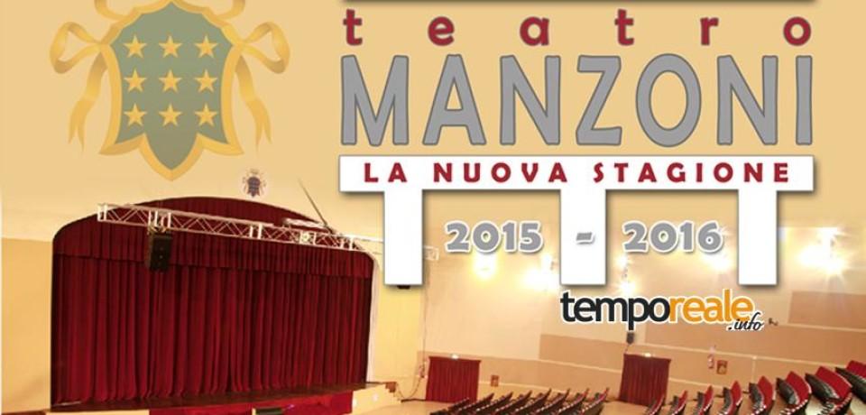 Cassino / Prosa, danza, musica e spettacolo: riparte la stagione artistica del Teatro Manzoni