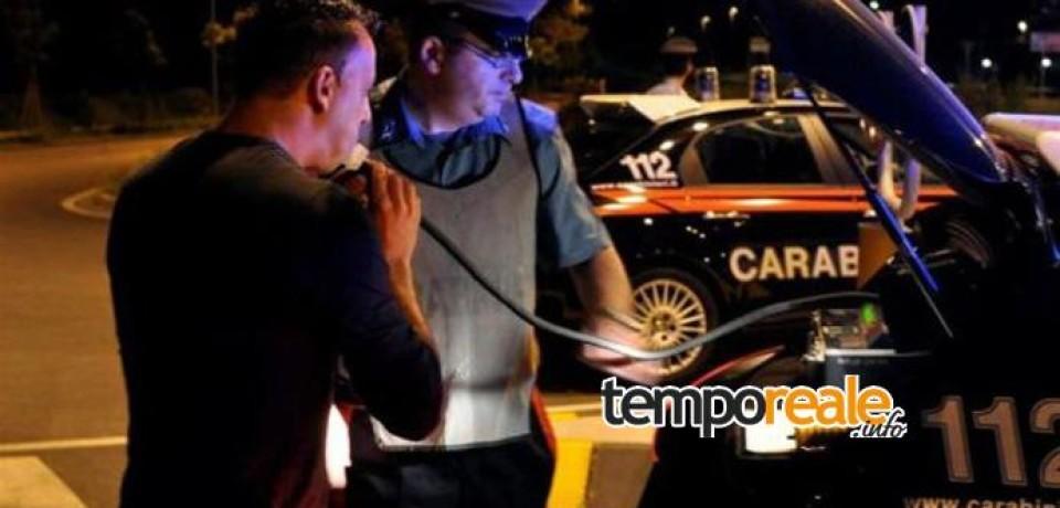 SS. Cosma e Damiano / Giovane ubriaco al volante causa incidente stradale, passeggero in prognosi riservata