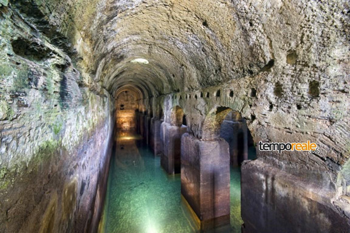 Formia cisternone romano apertura straordinaria la - Villa mirabilis piscina ...