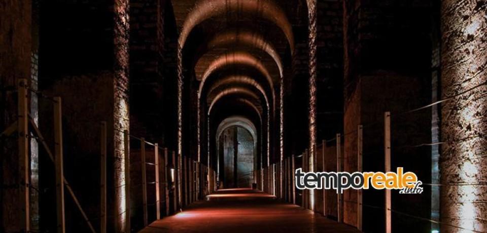 Formia / Giornate Europee del Patrimonio, visite gratuite al Cisternone nel weekend