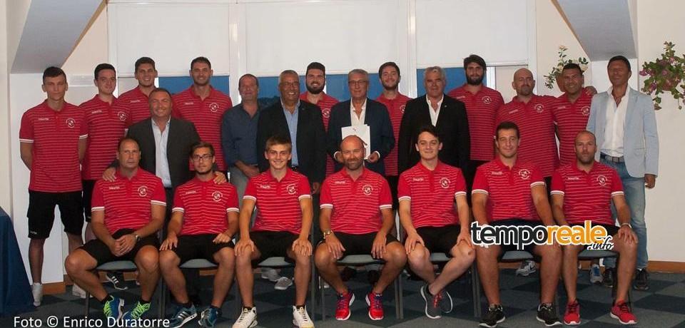 Pallamano / Il Gaeta Sporting Club si presenta col nuovo nome Lupo Rocco s.p.a.