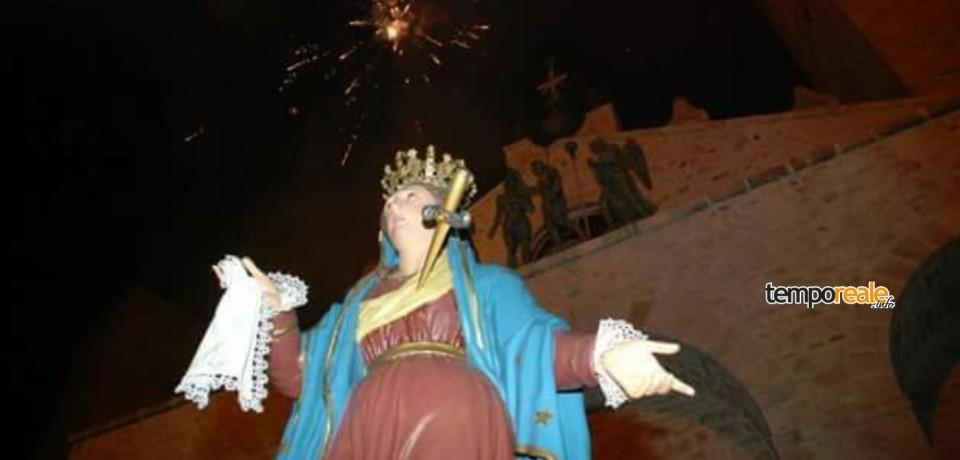 Castelforte / Al via i festeggiamenti per Maria SS. Addolorata