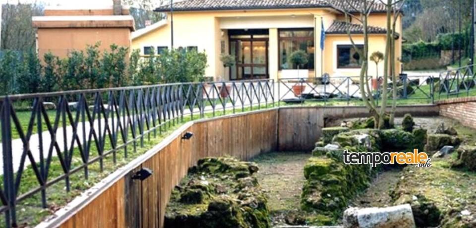 Il Museo di Aquino ottiene il Marchio di Qualità dalla Regione Lazio