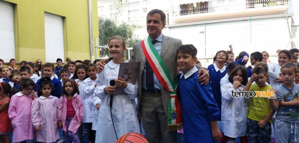 Cassino / Riapre completamente rinnovata la scuola Don Bosco del Colosseo