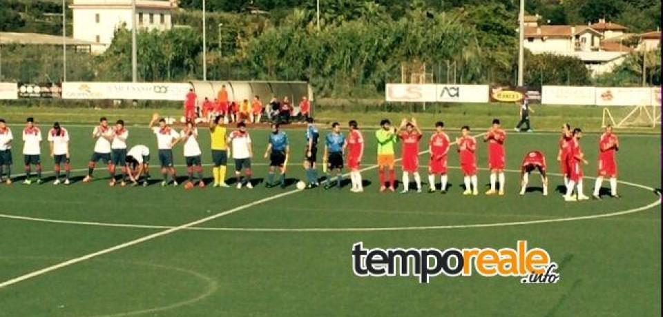 Calcio / Coppa italia, il Gaeta batte nettamente il Minturno per 3 a 1