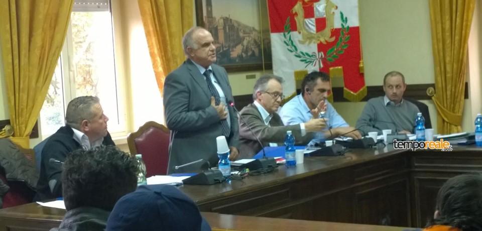 Gaeta / Consiglio comunale, bocciato l'ordine del giorno sul Flavio Gioia