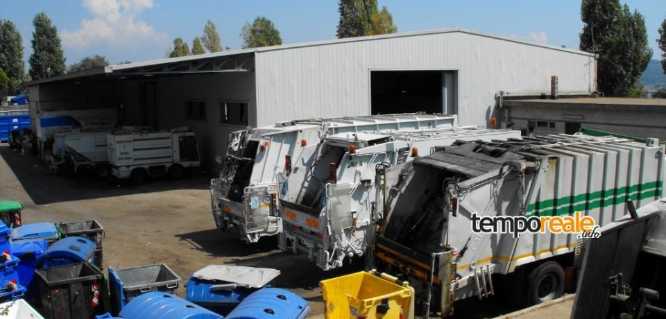 Formia / Blitz del Noe all'Ex Enaoli: il centro di raccolta rifiuti è conforme