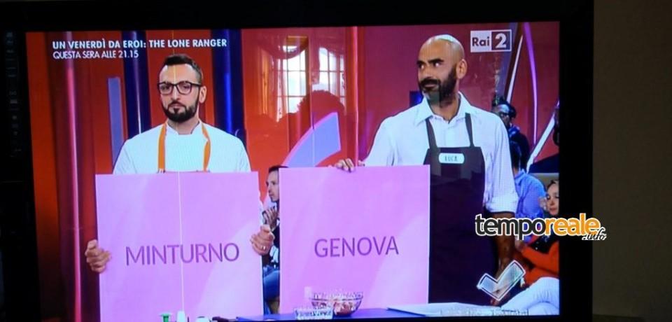 Minturno / Roberto Passaretta in onda su RaiDue per le Olimpiadi dei Macellai