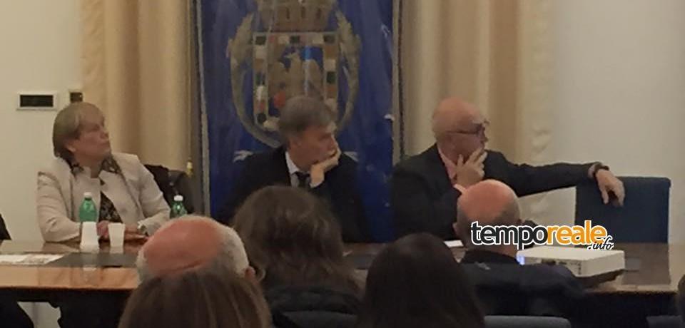 Formia / Tangenziale cittadina, il Sindaco incontra il Ministro Delrio