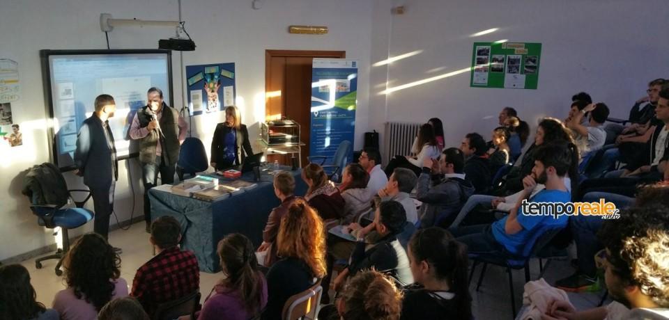 """Gaeta / """"L'Europa per la sostenibilità"""", incontro con i giovani del Lazio con il convegno in Europrogettazione"""