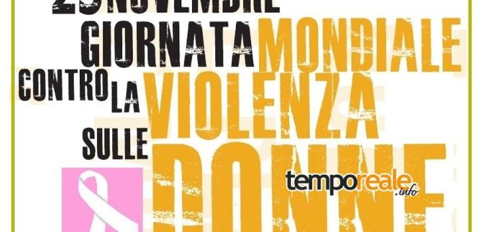 Pontecorvo onora la Giornata Internazionale contro la Violenza sulle Donne