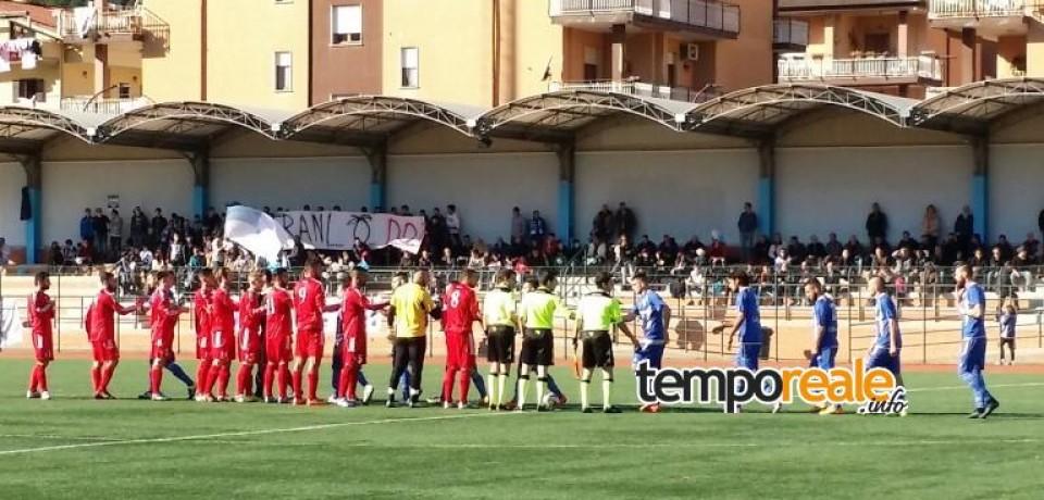 Il Gaeta Calcio pareggia a Itri in un grande derby anche senza il tecnico in panchina