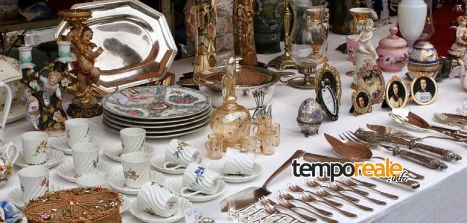 Cassino / Domenica 21 febbraio torna il mercatino dell'antiquariato e dell'artigianato