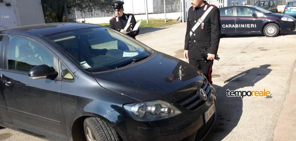 Latina / Furti ai distributori di benzina, ladri messi in fuga dai Carabinieri