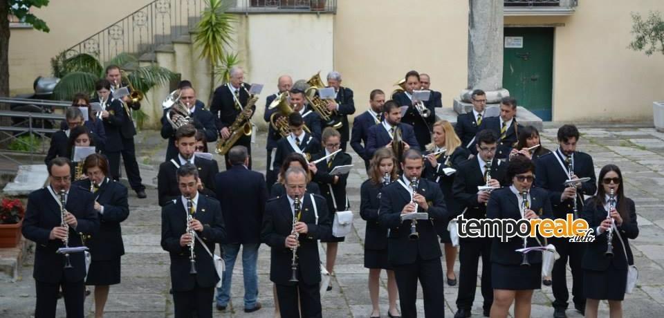 Formia / 150 anni della banda musicale, domenica terminano le celebrazioni