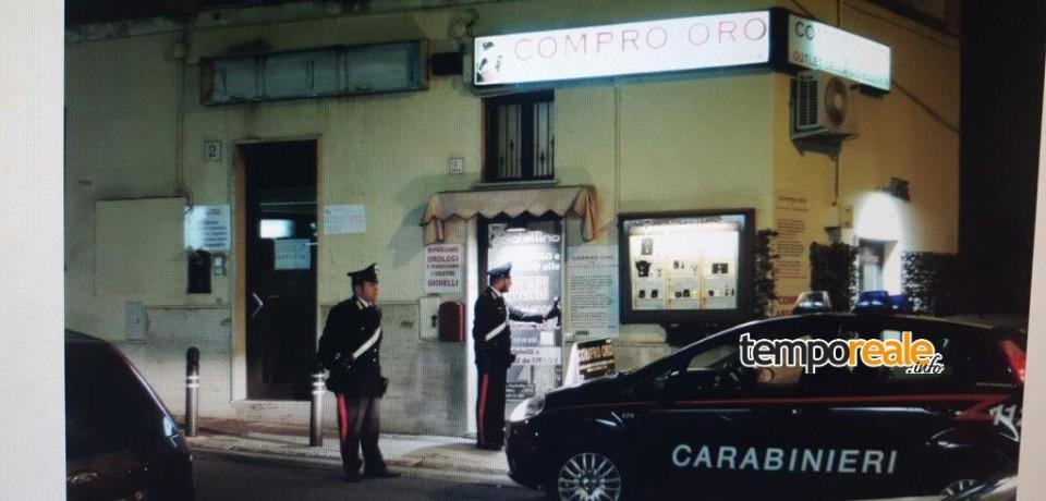 Cisterna di Latina / Rapine in villa, un quattordicenne tra gli arrestati