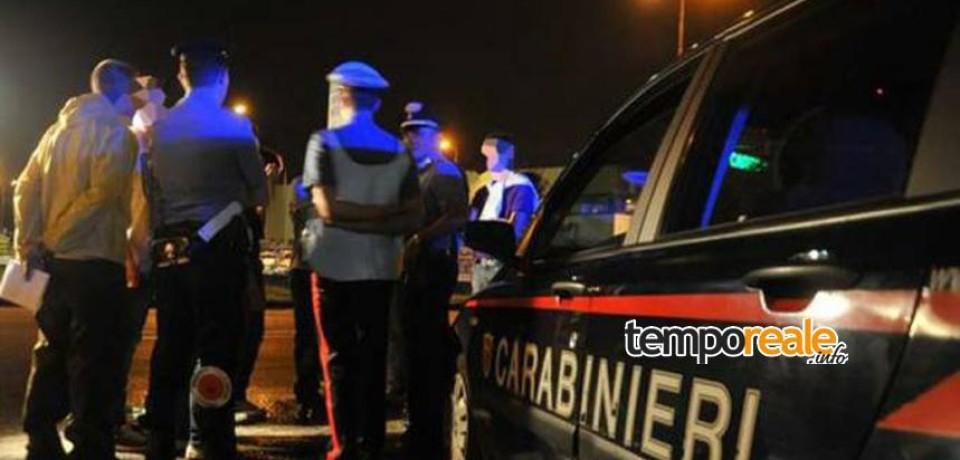 Latina / Rapine con l'ascia, due arrestati in flagranza da Eurospin