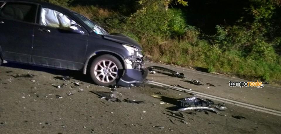 Gaeta / Incidente causa traffico infernale sulla Flacca
