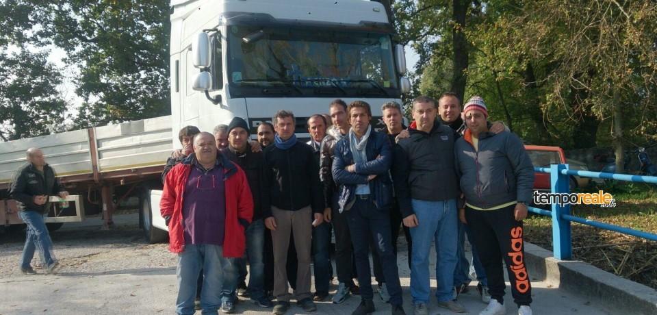 San vittore del Lazio / Sciopero alla Somace, bloccati i cancelli