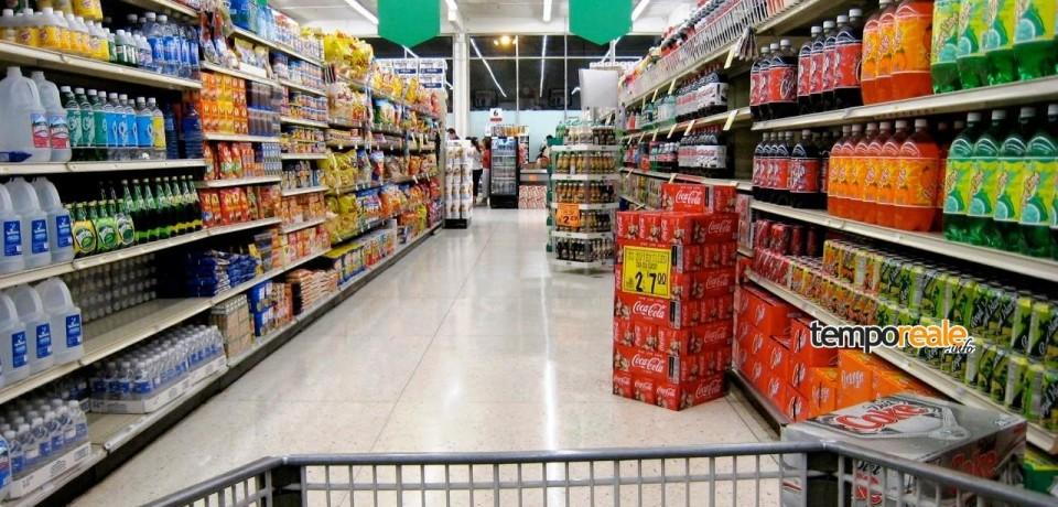 Frosinone / Ruba al supermercato nascondendo la merce nel passeggino, denunciata 31enne rumena