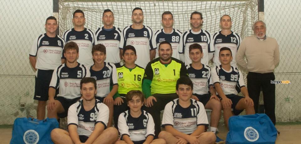 Pallamano / Weekend perfetto per il Gaeta Handball '84 Cus Cassino