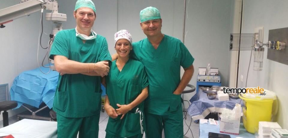 Fondi / Il fondano Carlo Carlevale inventa un nuovo tipo di lente intraoculare