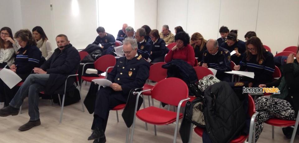Gaeta / Polizia Locale, avviato il corso avanzato di Teorie e Tecniche della Comunicazione