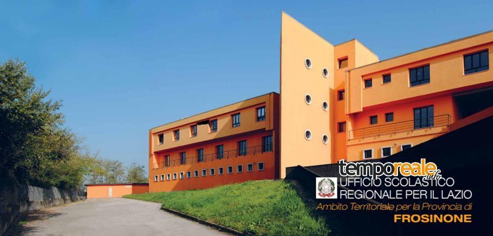 Frosinone / Domani l'inaugurazione della nuova sede dell'Ufficio Scolastico Provinciale