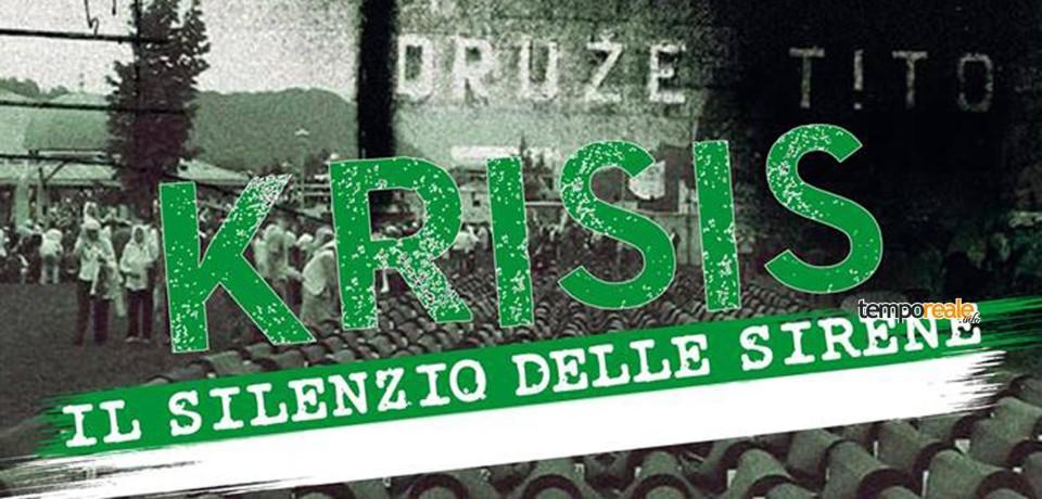 "Itri / Torna la rassegna cinematografica ""Krisis"""