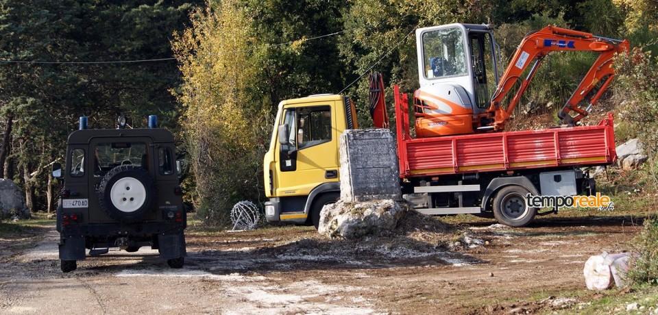 Cassino / Reati ambientali al Monastero di Santa Maria dell'Albaneta a Montecassino, presentato esposto