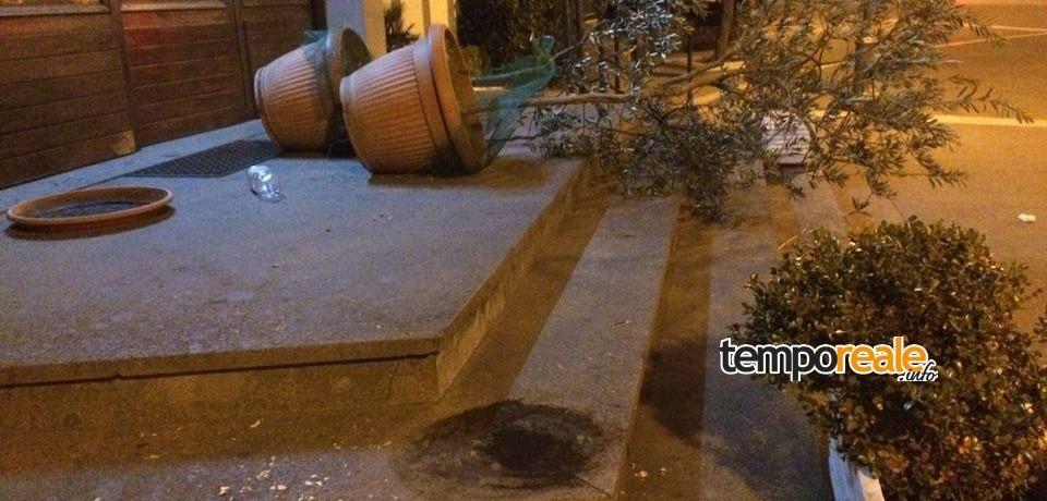 Minturno / Atto vandalico ai danni della Chiesa di Sant'Albina a Scauri