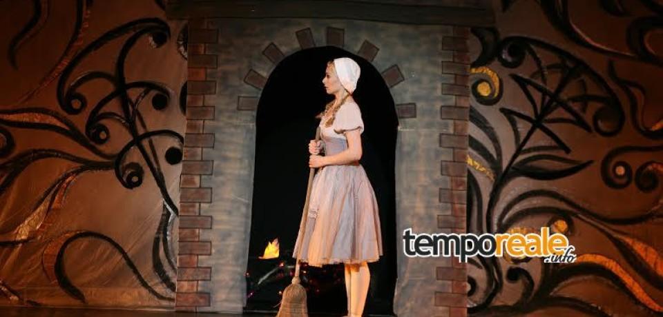 """Cassino / La magia della danza al teatro Manzoni: in scena il Balletto di Mosca con """"Cenerentola"""""""