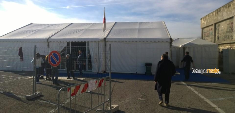 Formia / Porte aperte al villaggio della Croce Rossa