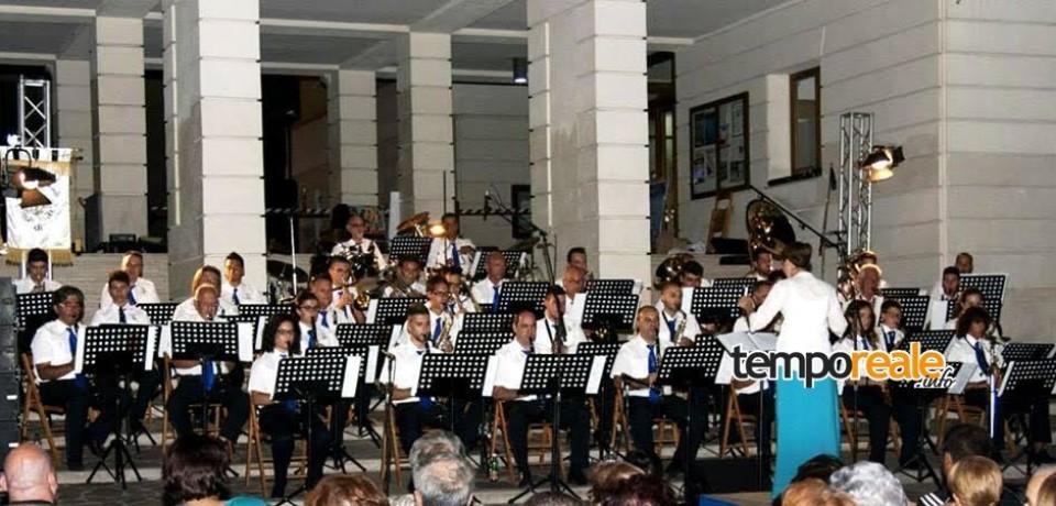 Itri / La banda apre gli appuntamenti musicali di Natale