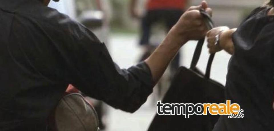 Castelforte / Avevano rubato una borsa, denunciate due donne di origine slave