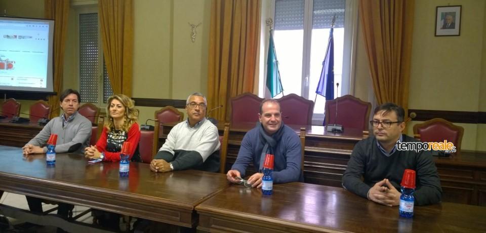 Gaeta / Presentato il nuovo sito web del comune