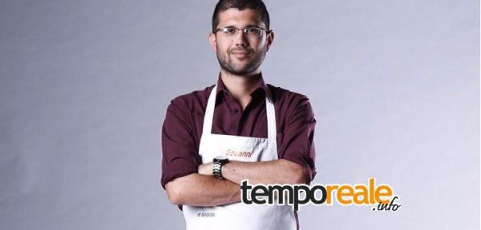 MasterChef Italia, un gaetano tra i venti concorrenti del cooking show più amato d'Italia
