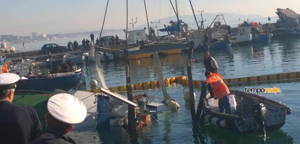 Scatta il fermo pesca nel Mar Tirreno