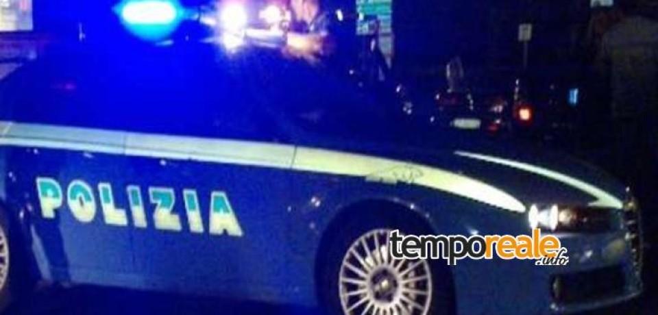 Cassino / Anziano trovato riverso a terra in casa a causa di un malore, interviene la Polizia
