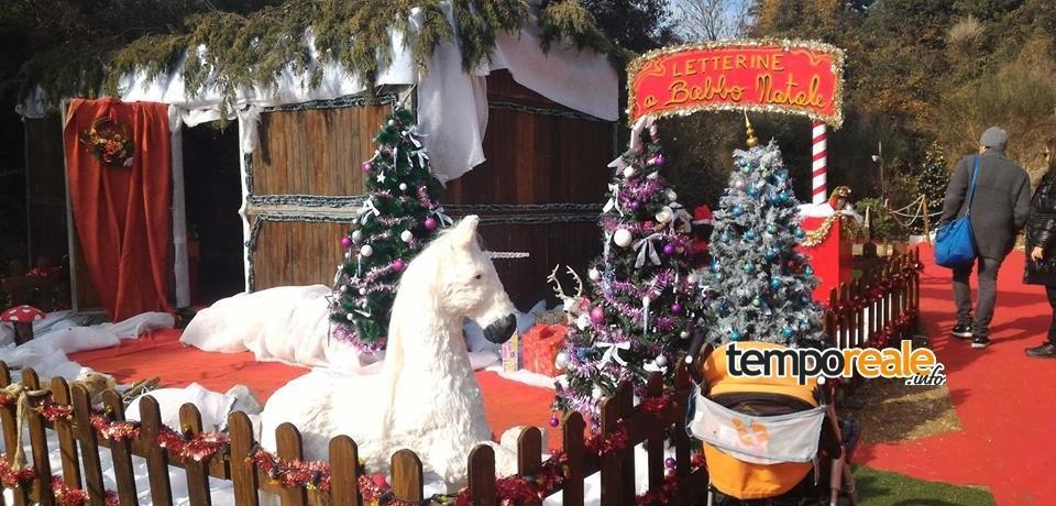 Percorso Babbo Natale.Cassino Albaneta Chiude Il Villaggio Di Babbo Natale Restera