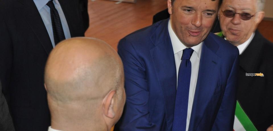 """Ventotene / Assenso: """"Da Renzi 30 milioni in più grazie a me"""". Panuccio: """"E' un attore"""""""