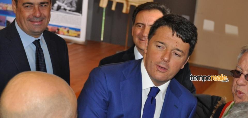 """Ventotene / La promessa di Renzi: """"80 milioni per il carcere di Santo Stefano"""""""