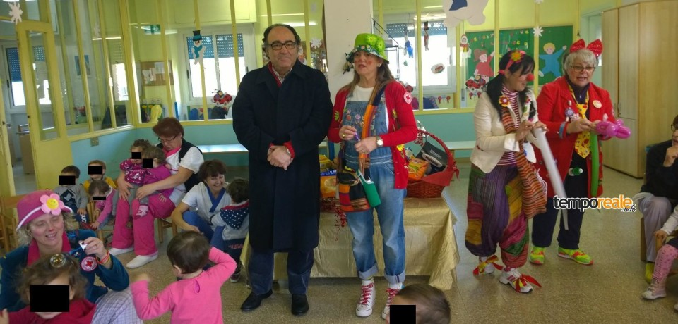 Croce Rossa e le scuole di Gaeta e Formia insieme per la solidarietà