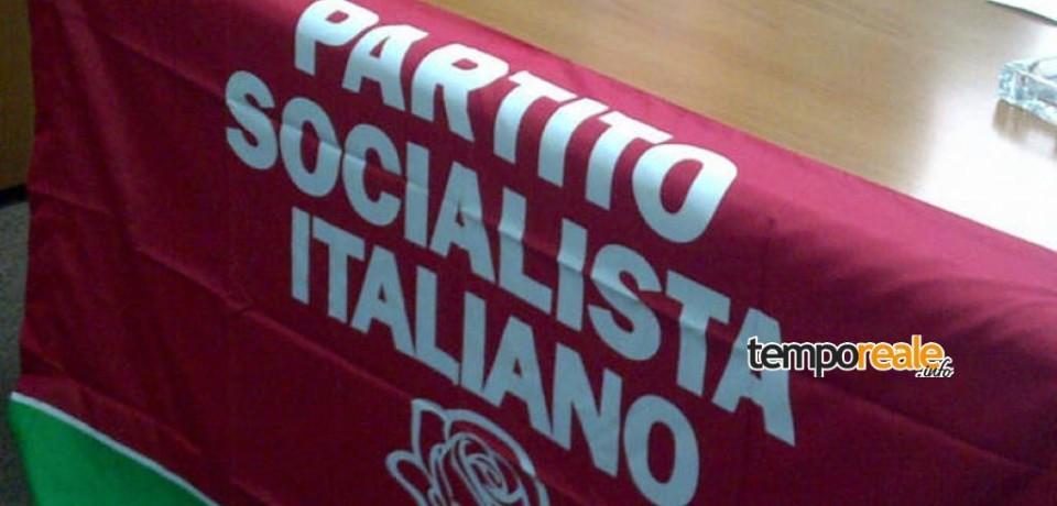 Minturno / Elezioni comunali, l'appello del Psi