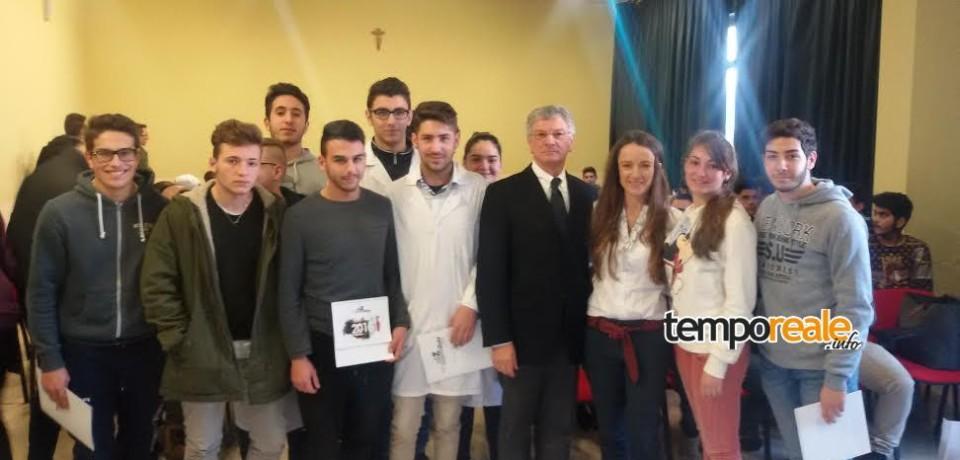 """Cassino / Il Cosilam partecipa alla settimana della tecnologia organizzata dall'Itis """"Ettore Majorana"""""""