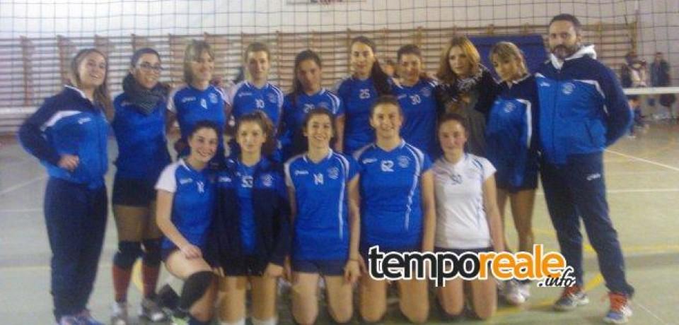 Formia / Pallavolo femminile, l'Olimpia Volleyball combatte fino alla fine e vince al quinto set