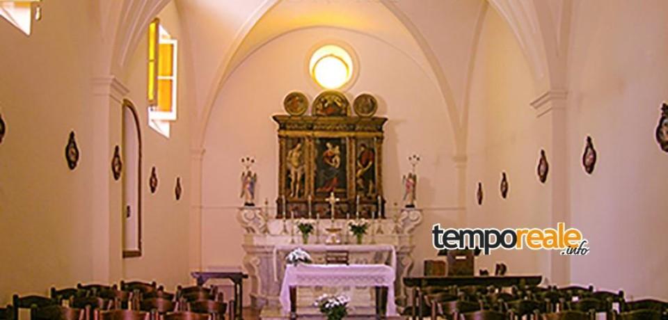 Formia / Ritrovate le tavole del polittico di San Rocco rubate un anno fa