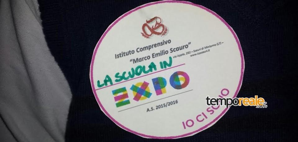 """Minturno / """"Scuola in Expo"""": iscrizioni per l'as 2016-2017 all'Istituto Comprensivo """"M. E. Scauro"""""""